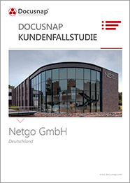 Titelseite Kundenfallstudie netgo GmbH